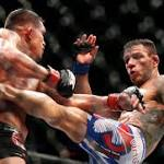 Newport Beach's Rafael dos Anjos to defend UFC lightweight title Saturday