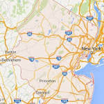 Something Shakes South Jersey Multiple Times