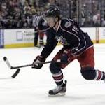 Johansen's agent blames media for perceived nastiness with Columbus