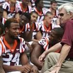 Virginia Tech Coach Frank Beamer praises Alabama, but Hokies aren't intimidated