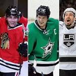 Statistical breakdown of four leading Cup contenders