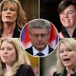 Harper adds 8 new faces in major cabinet shakeup
