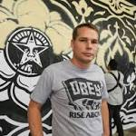 Shepard Fairey charges: Fine line between art, crime?