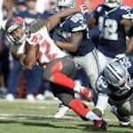 Bucs' Martin, McCoy named to Pro Bowl