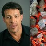 More than 30 people burned in motivational speaker Tony Robbins' hot-coals walk