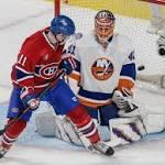 Montreal Canadiens 6, New York Islanders 4: Plekanec four points ends Isles ...
