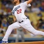 Dodgers, Hernandez can't overcome early Ramirez errors