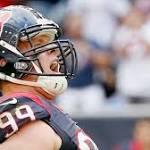Garafolo's Sunday Wrap: Watt's surging Texans just won't go away