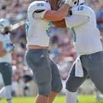 Citadel Stuns Big Brother South Carolina in 23-22 Upset