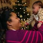 A special Christmas for baby girl saved at Seattle Children's Hospital