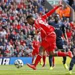 Sturridge gives Reds winning start
