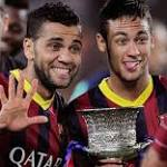 Barca looks forward after Super Cup win