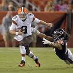 Cleveland Browns at Baltimore Ravens: Jamie Turner's in-game report