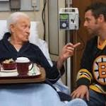 Adam Sandler and Bob Barker Recreate 'Happy Gilmore' Fight for Autism Charity