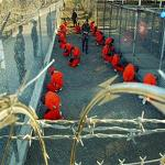 Protesters urge US president to shut Gitmo down