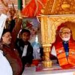 Modi temple plan scrapped after PM objects; but Yadav may get one