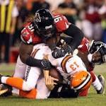 Hue Jackson on RG3's big TDs in loss to Falcons: 'I see the potential of what we can be'