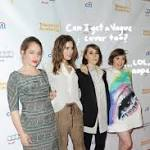 Lena Dunham Has Her Eye On The Girls In NYC!