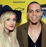 Ashlee Simpson Weds Evan Ross At Diana Ross' Estate