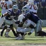 Longhorns' offense sputters in 23-0 loss