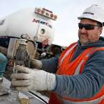 Pipeline increases propane flow