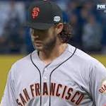 Game 7 Did you know: Bumgarner makes history