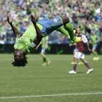 Clean sheets hard to find for Sounders
