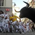 American operated on after being gored by Spanish fighting bull