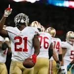 49ers pregame: Gore cleared to play; Borland goes on IR