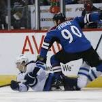 Avalanche rally to beat Jets in overtime
