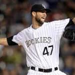 MLB hot stove: Yankees get Chris Martin from Rockies for cash