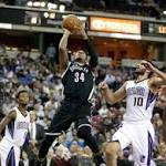 Kings Run All Over Nets