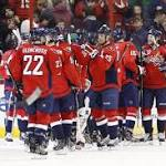 Capitals rebound with win over Bruins