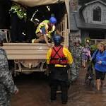 National Guard working to evacuate isolated Town of Lyons in Boulder County