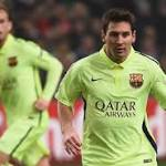 UEFA: Messi equals Raul's goal record