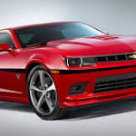 Chevrolet's 2015 Camaro Commemorative Edition is a tricked-out capstone for ...