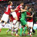 Arteta hopes Arsenal boosted by Cup win