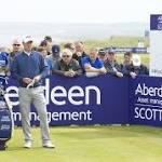 Marc Warren leads Scottish Open as Martin Laird describes conditions as 'a tale ...