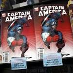 African-American superhero to become Marvel's new Captain America