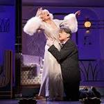 "First Nighter: Chenoweth, Gallagher at Full Steam in Three-Quarters Steam ""On ..."