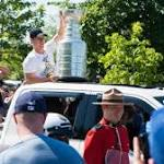 Sidney Crosby savors sharing his second Stanley Cup with his hometown