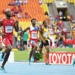 Nation & world: United States grabs gold, silver in hurdles at world ...