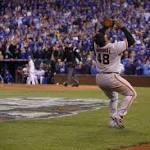 No. 1 play of 2014: World Series final out