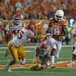 Rose kick sends Texas over Iowa State 48-45