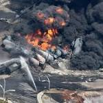 Lac-Megantic Crash Railway, Employees Face Criminal Charges (1)