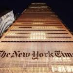 New York Times announces plan to cut 100 newsroom positions