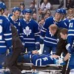 Paul Ranger injury overshadows Leafs' loss to Lightning