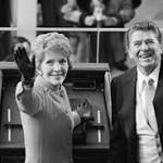 Nancy Reagan dies at 94; first lady was a defining figure of the 1980s