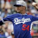 David Huff gives Dodgers some options for pitching staff