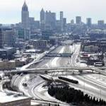 Atlanta Area Slowly Rebounding From Winter Storm